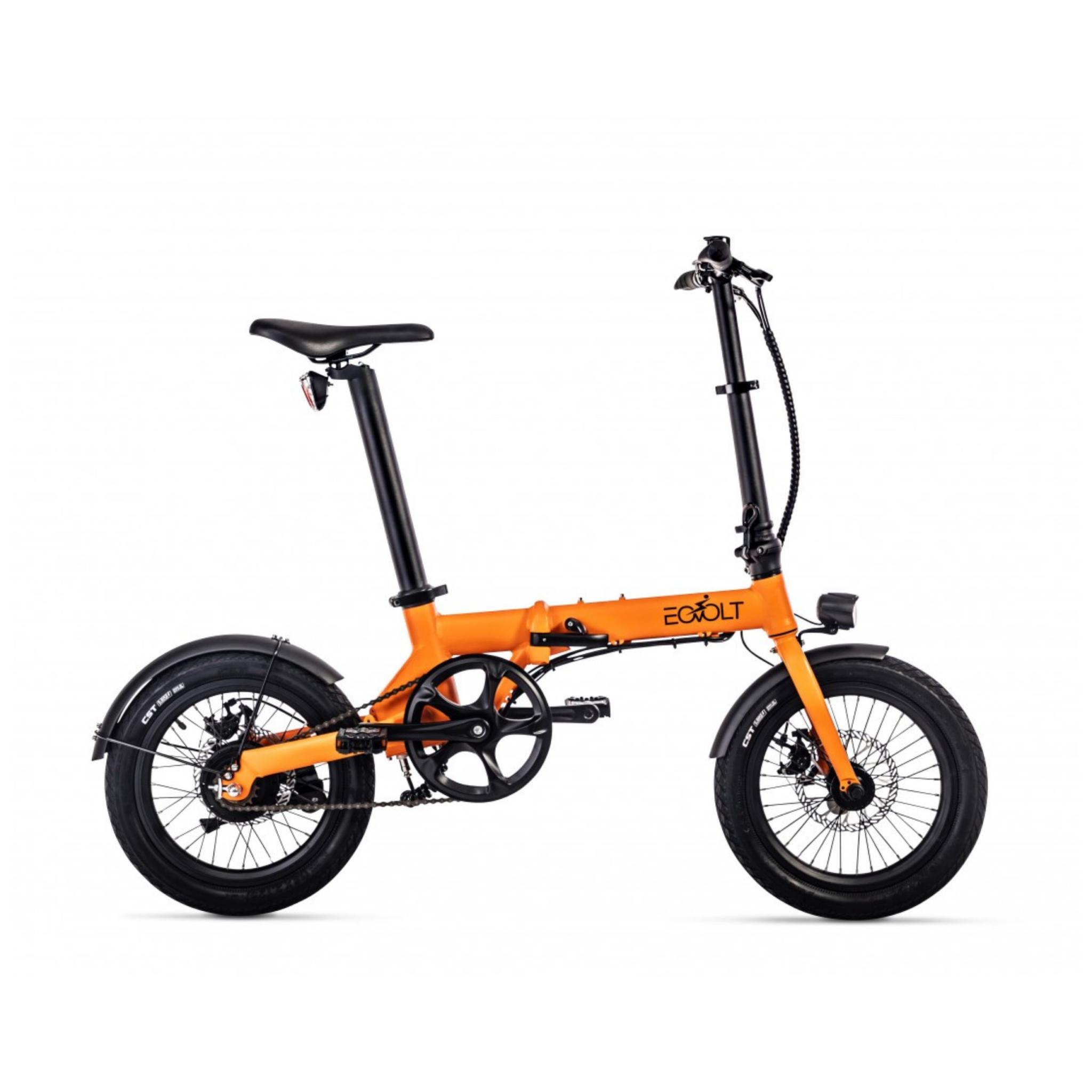 Location vélo électrique pliable