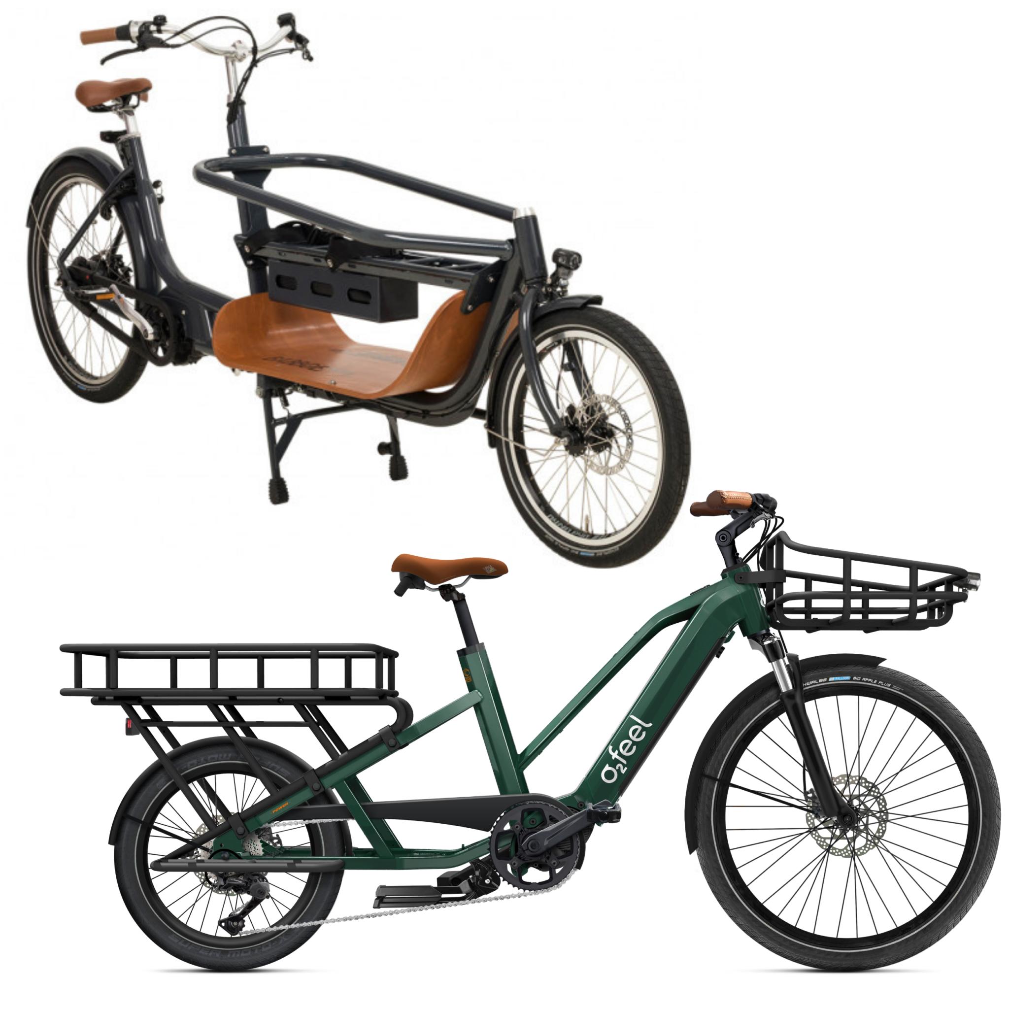 location vélo cargo biarritz