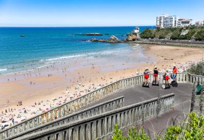 visiter-biarritz-anglet-hendaye-en-segway-les-roues-de-lilou