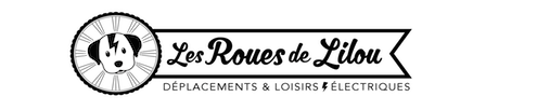 Les Roues de Lilou, Location, Vente, Visites en vélos, VTT électriques, Segway – Côte Basque Logo