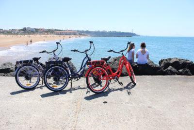 alquiler-de-bicis-eléctricas-biarritz-anglet-bayonne-les-roues-de-lilou