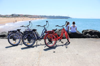 electric-bike-hire-biarritz-anglet-bayonne-les-roues-de-lilou