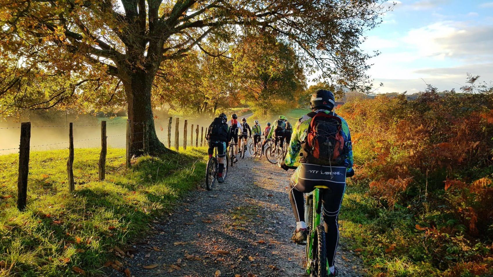 Creación de un nuevo circuito de mountain bike en el País Vasco ...