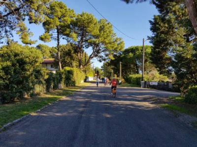 Visite en vélo départ biarritz