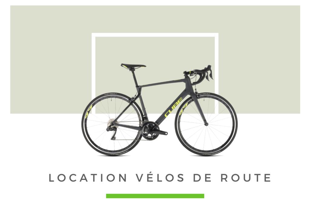 location de vélos de route