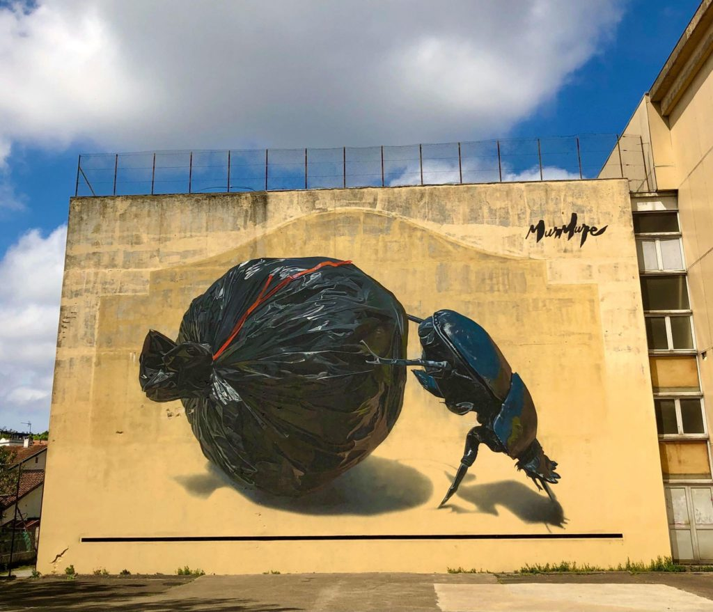 Photos de Street art à Bayonne
