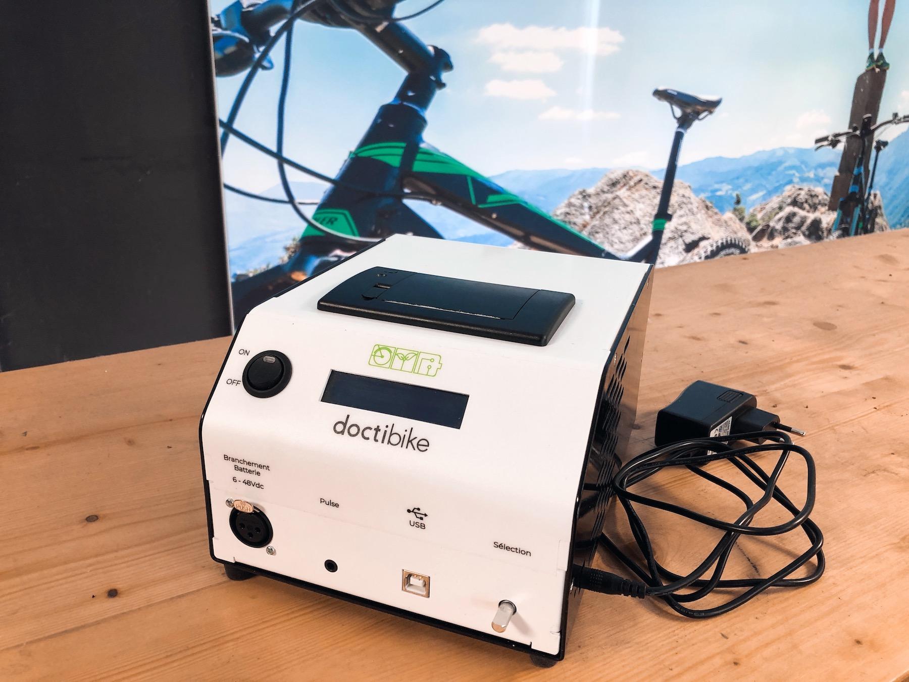 testeur de batterie vélo électrique