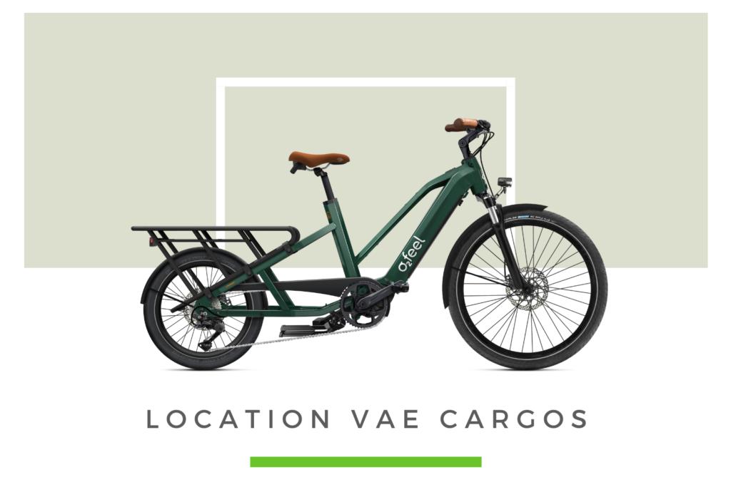 Location de vélos cargos