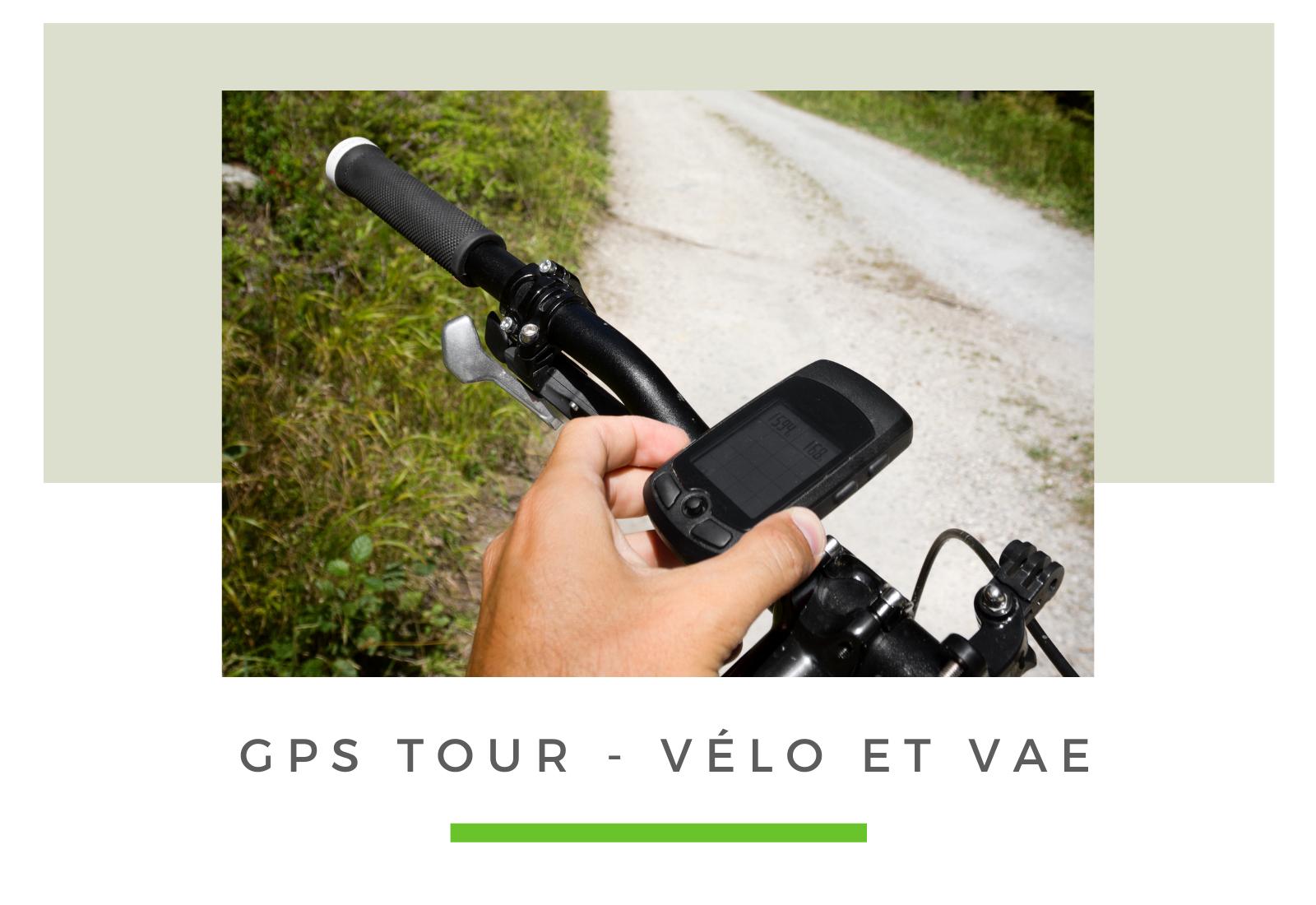 GPS Tour : itinéraires pour vélos au Pays Basque