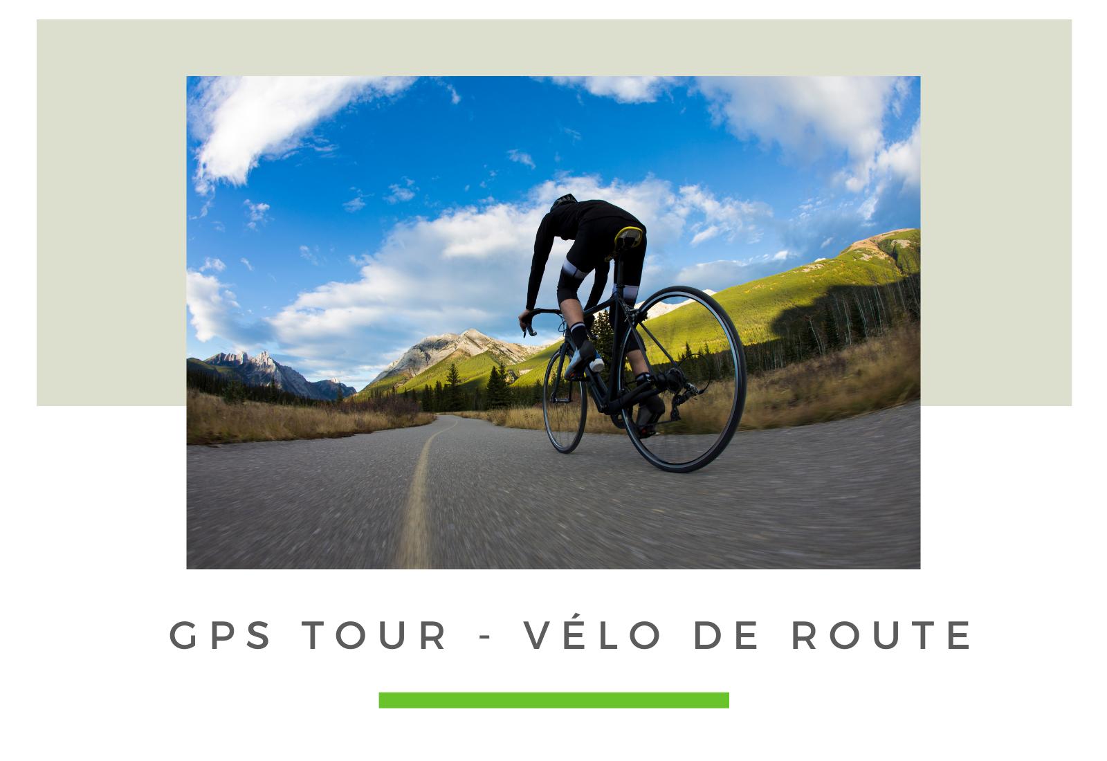 Itinéraire vélo circuit de route au Pays Basque