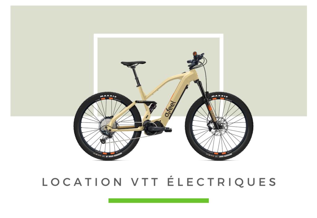 LOCATION VTT ÉLECTRIQUE