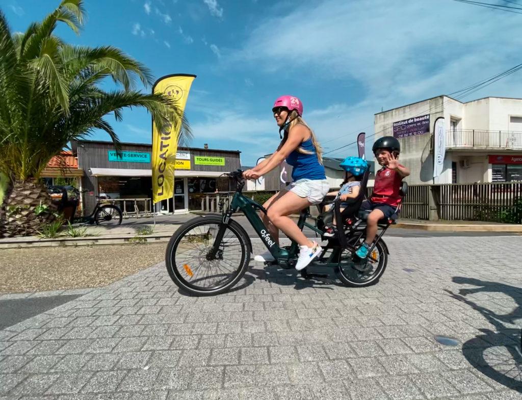vélo électrique cargo