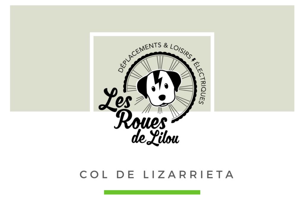 Les Roues de Lilou - Col de Lizarrieta
