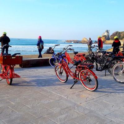 visites guidées Pays basque : Bayonne, Anglet, Biarritz, St Jean de Luz - Les Roues de Lilou