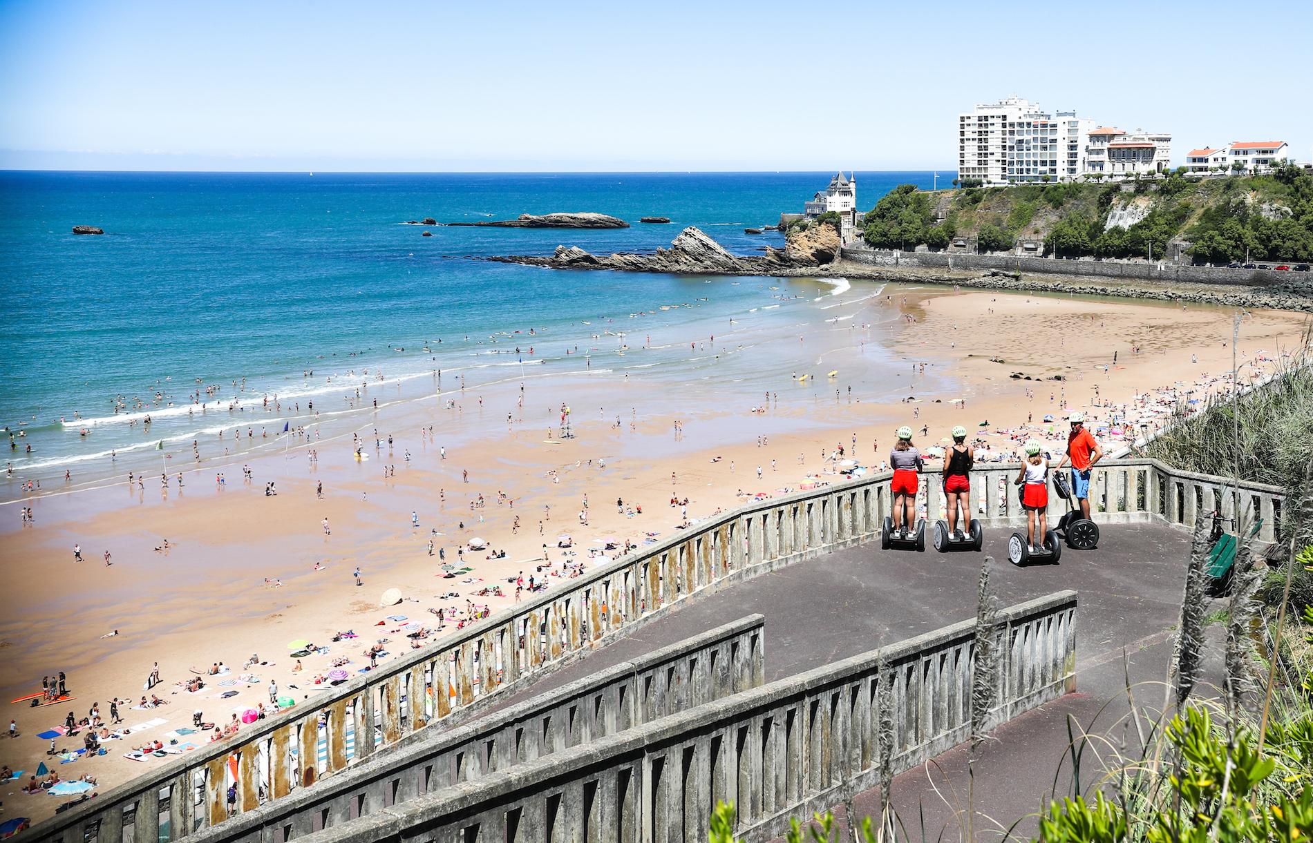 Balades Segway biarritz