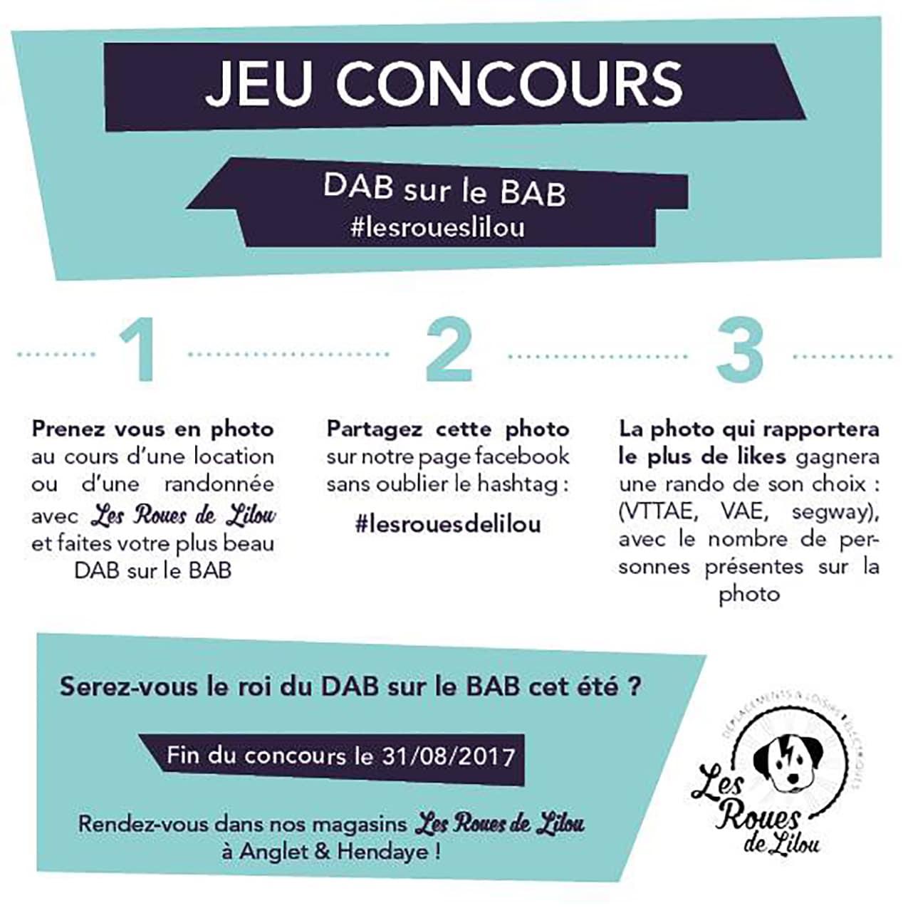 Concours de D.A.B sur le B.A.B