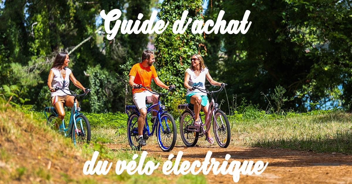 Guide d'achat Vélos électrique