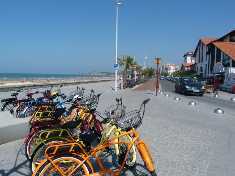Randonnées en vélos à assistance électrique à l'occasion de la journée de la glisse